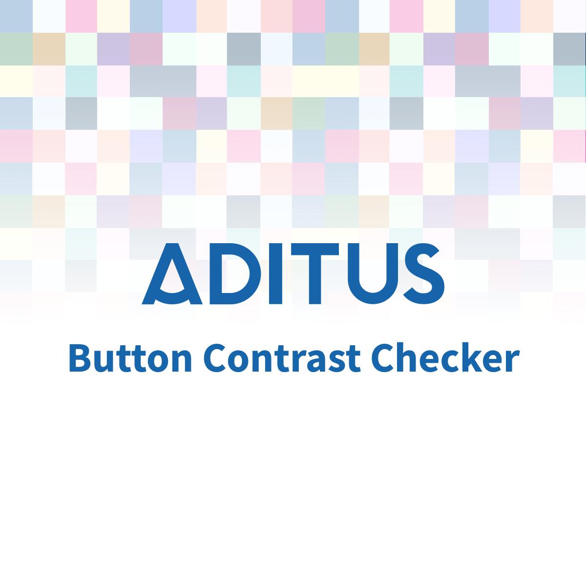 Button Contrast Checker   Aditus   Free tool